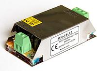 Блок питания 12v 15w Compact (не герметичный) для led ленты