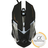 Мышь USB Mice V6 black