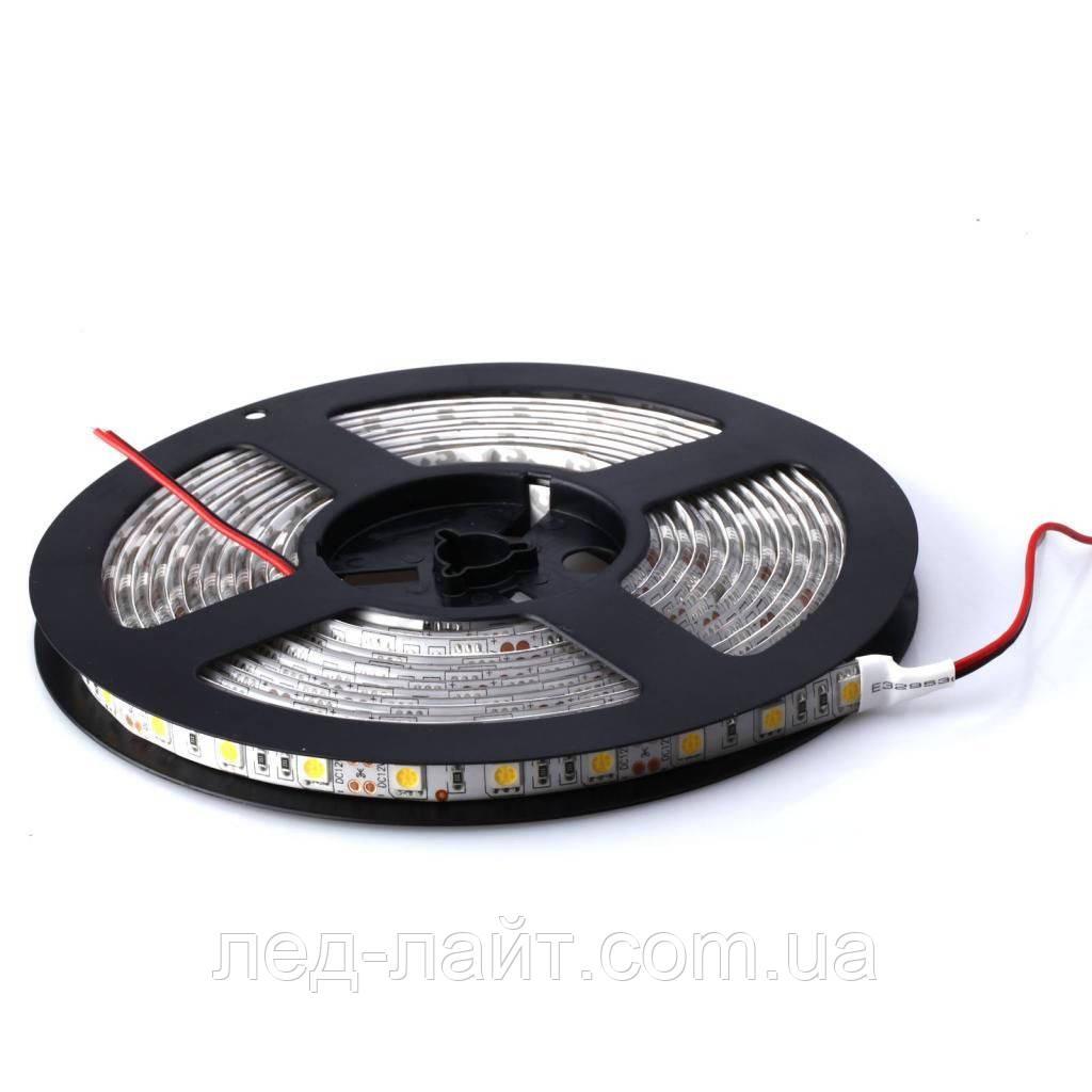 Светодиодная лента 24В 5050 (60LED/м) IP20