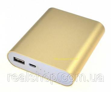 Power Bank Xiaomi copy 10400mAh gold