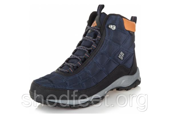 033ac194 Зимние мужские ботинки Columbia Firecamp Boot WP BM1766-464: продажа ...