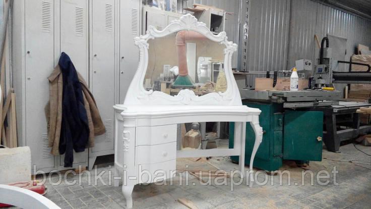 Туалетный столик резной, фото 2
