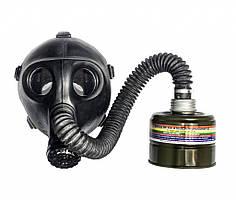 Противогаз детский фильтрующий ПДФ-2Д ( ПДФ - 2Ш)