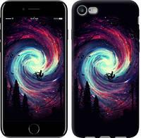 """Чехол на iPhone 7 Навстречу приключениям """"3492c-336-11157"""""""