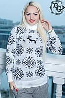 Свитер женский Зима № в52