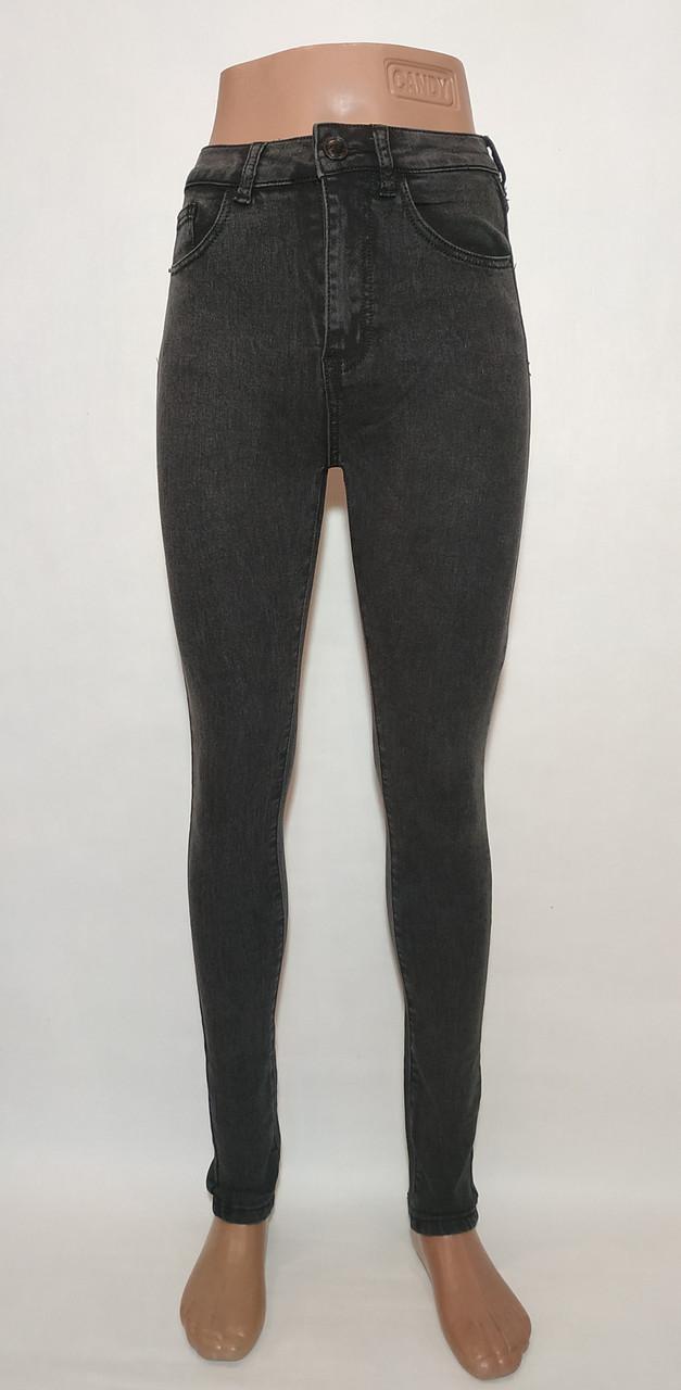 9267f4dabb7 Джинсы женские с высокой посадкой. Артикул  W0054A - Интернет-магазин  «Jeans Best