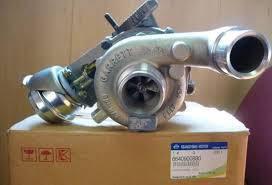 Турбина двигателя (6640900880) Garrett