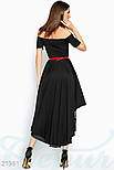 Асимметричное вечернее платье, фото 3