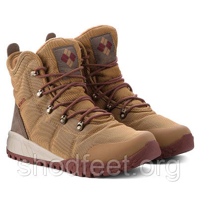 ОРИГИНАЛ Мужские ботинки Columbia Fairbanks Omni-Heat Boot BM2806-286 a5b9fd47dc8