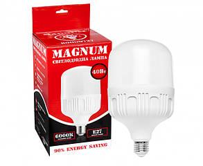 Светодиодная лампа MAGNUM BL 80 40W E27 6000K высокомощная
