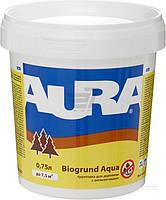 Aura Biogrund Aqua Бесцветный 0,75 л - Грунтовка для древесины с антисептиками, на основе акриловой дисперсии