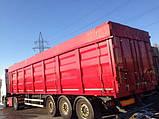 Тент на зерновоз под заказ (брезент) пошив и ремонт!, фото 2