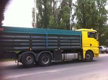 Тент на зерновоз под заказ (брезент) пошив и ремонт!