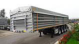 Тент на зерновоз под заказ (брезент) пошив и ремонт!, фото 4