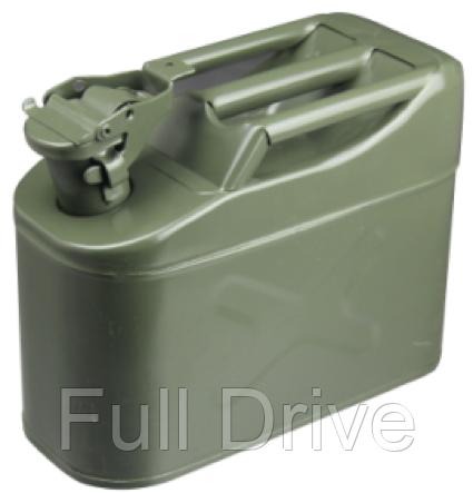 Канистра металлическая для топлива  5 литров