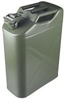Канистра металлическая для топлива 20 литров