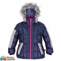Зимняя куртка для девочки Deux par Deux PW58, цвет 497