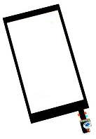 Сенсорный экран (тачскрин) HTC Desire 620G Dual Sim чёрный ориг. к-во