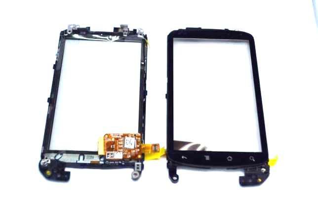 Сенсорный экран (тачскрин) HTC G5 | Nexus One with frame ориг. к-во