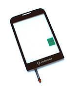 Сенсорный экран (тачскрин) Huawei U8120 чёрный orig