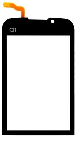 Сенсорный экран (тачскрин) Huawei U8230 чёрный orig