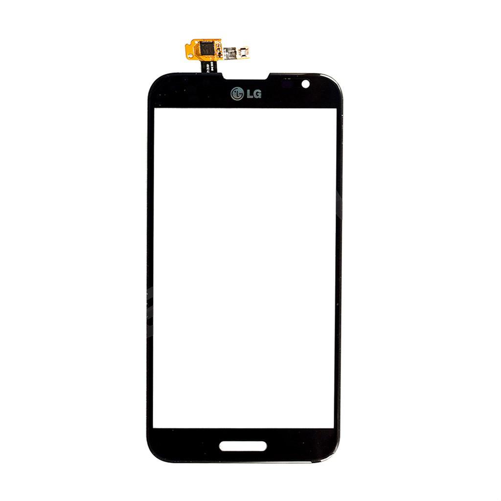 Сенсорный экран (тачскрин) LG E980 Optimus G Pro   E988   E986 чёрный orig