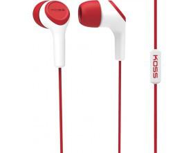 Навушники вакуумні з мікрофоном Koss KEB15i Red (190064) - 365 в Киеве c03078c0ac963