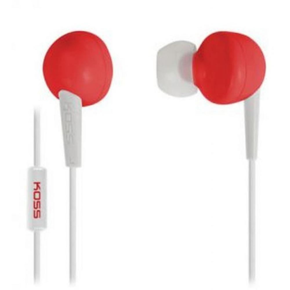 Навушники Вакуумні З Мікрофоном Koss KEB6i Red (181058) — в ... 551ce7548d77e