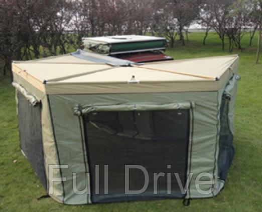 Палатка для Маркизы  веерная 2.5х2.5 м