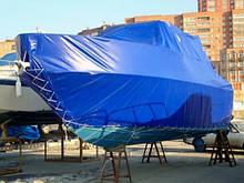 Тенты и накидки для катера , лодки и яхты (ПВХ пошив и ремонт)