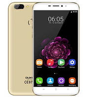 "Смартфон Oukitel U20 Plus 2/16Gb Gold, 2sim, 5.5"" IPS, 13/5Мп, 3300mAh, 4G, 4 ядра, фото 1"