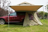 Маркиза для автомобиля 1.5х2.5 м FULLDRIVE