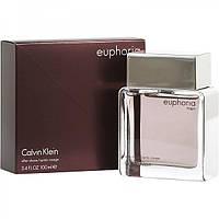 Мужские ароматы Calvin Klein Euphoria (притягательный древесно-фужерный аромат)