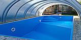 Тентовое покрытия (накрытие) для бассейна ПВХ, фото 3