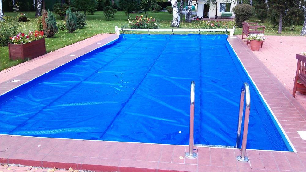 Тентовое покрытия (накрытие) для бассейна ПВХ