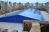 Тентовое покрытия (накрытие) для бассейна ПВХ, фото 2