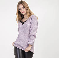 Женский джемпер свитер кофта из натурального мохера
