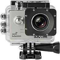 Экшн-камера SJCAM SJ5000 Wi-Fi Silver #I/S