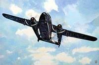 1:144 Сборная модель самолета AC-119K 'Stinger', Roden 322