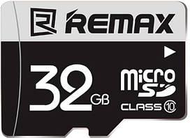 Карта памяти Remax microSDHC Class 10 UHS-I 32 Gb #I/S