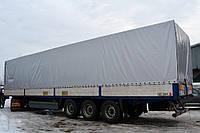 ПВХ тенты для фур, натяжные тенты, автотенты для фур и грузовиков! Под заказ!