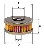 Фильтр топливный WIX WF8345 (PM 999/ 5)