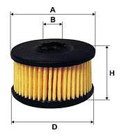 Фильтр топливный WIX WF8346 (PM 999/6)