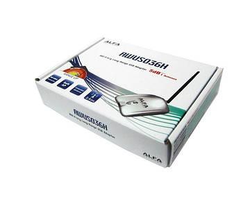 Новая упаковка Alfa AWUS036H