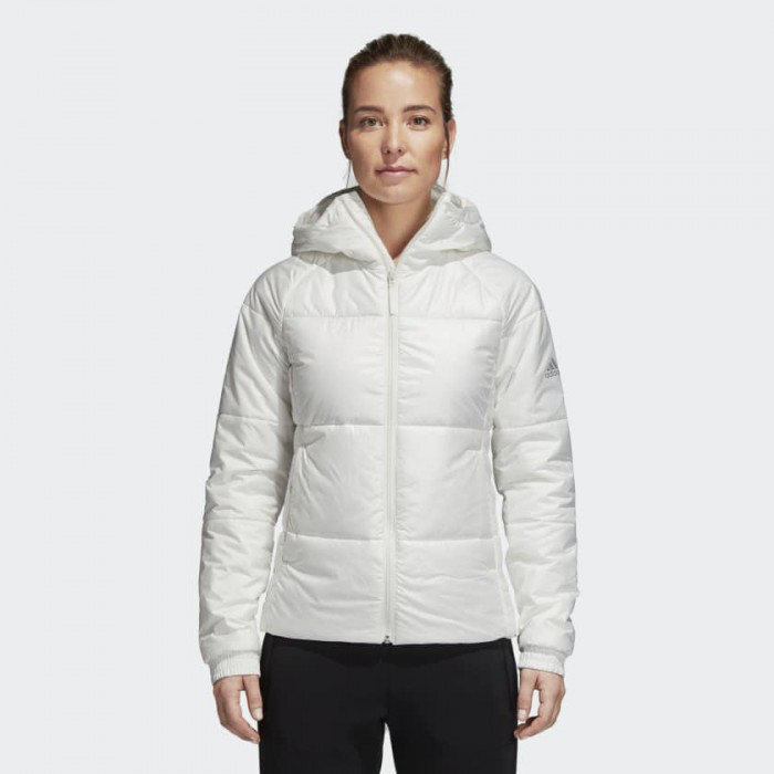 4c73f11a197 Женская белая куртка Adidas BTS Winter W CY9126 - 2018 2  продажа ...