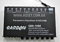 Усилитель акустический CARBON CDA-105E эквалайзер, фото 1