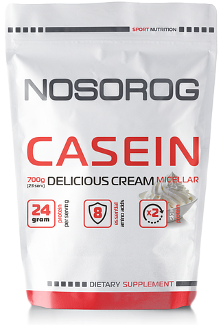 NOSOROG Nutrition Micellar Casein 0.7 kg, фото 2
