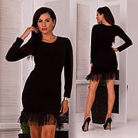 """Платье женское """"240"""" (р. S - L) купить в розницу по оптовой цене"""