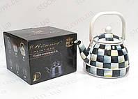 Чайник Ronner B 1361 эмалированный 2.5 л, фото 1