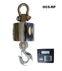 Весы крановые OCS-RP-10t с передачей данных по радиоканалу до 100 метров